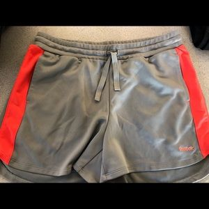 Reebok athletic shorts